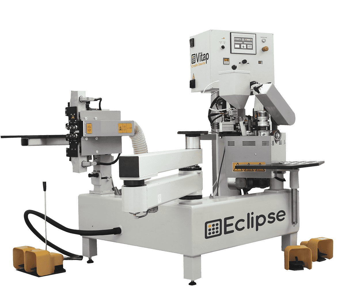 Vitap - Semiautomatics for shaped or straightened pieces